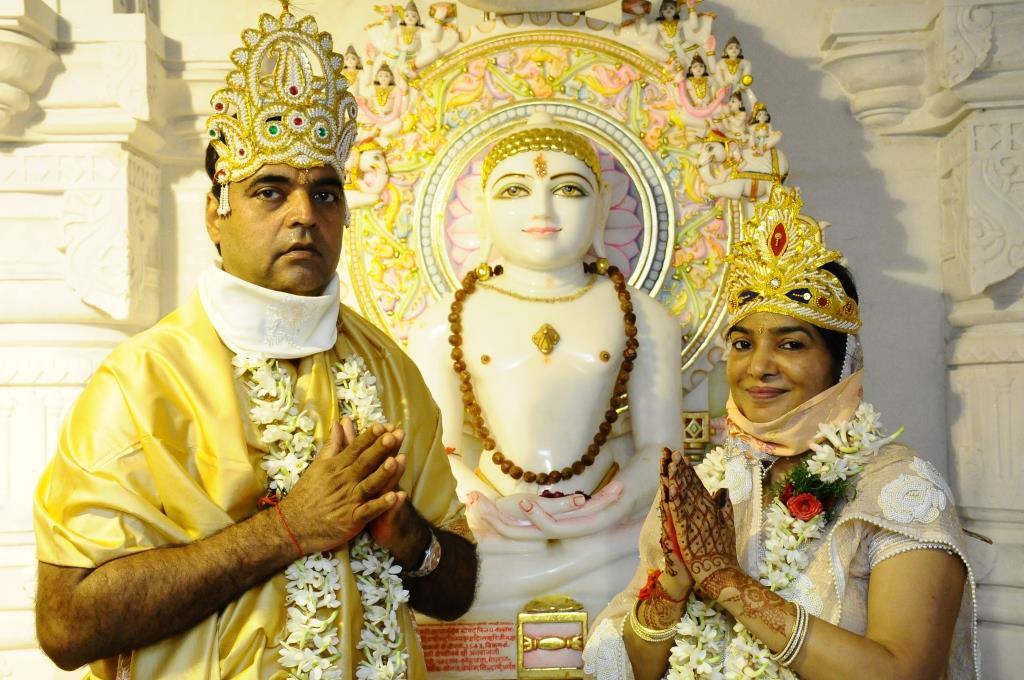 Chennai Sumatinath Pratishtha Mahotsav40