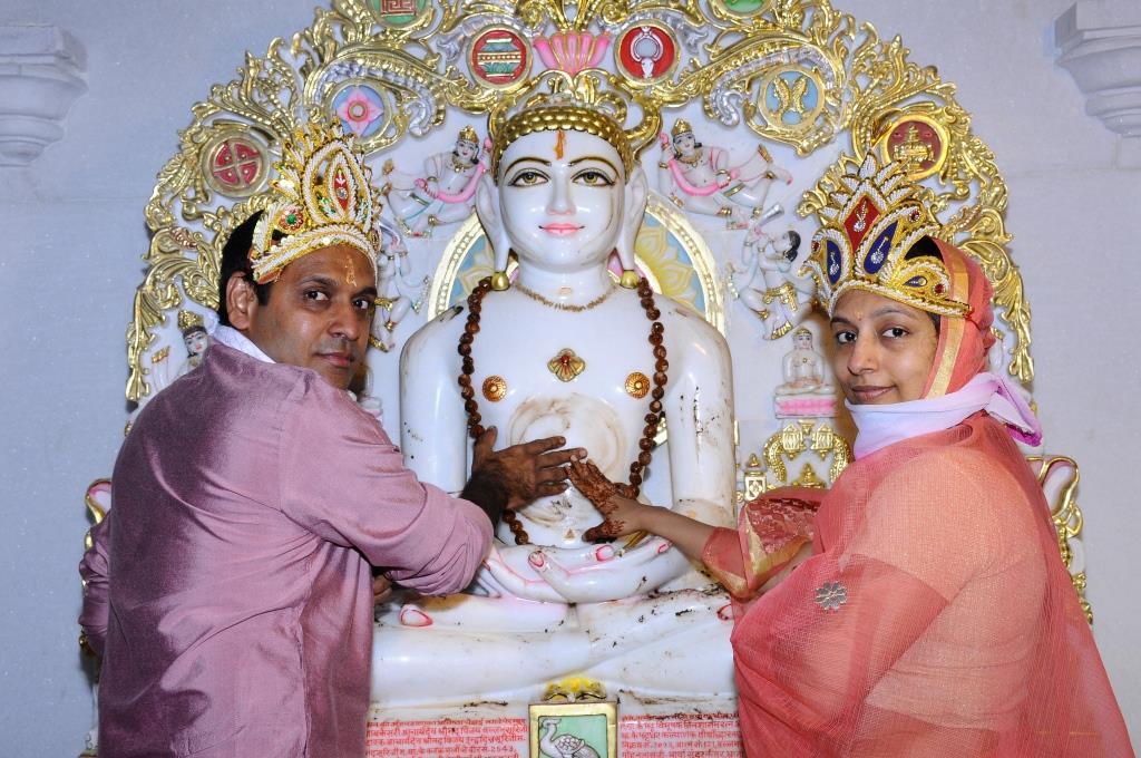 Chennai Sumatinath Pratishtha Mahotsav42