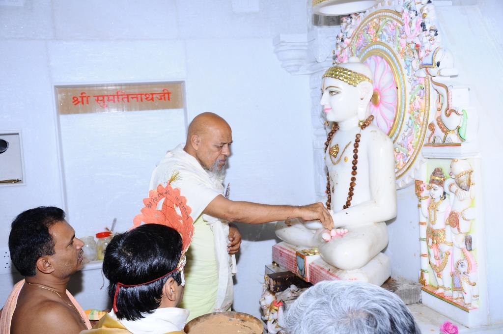 Chennai Sumatinath Pratishtha Mahotsav54