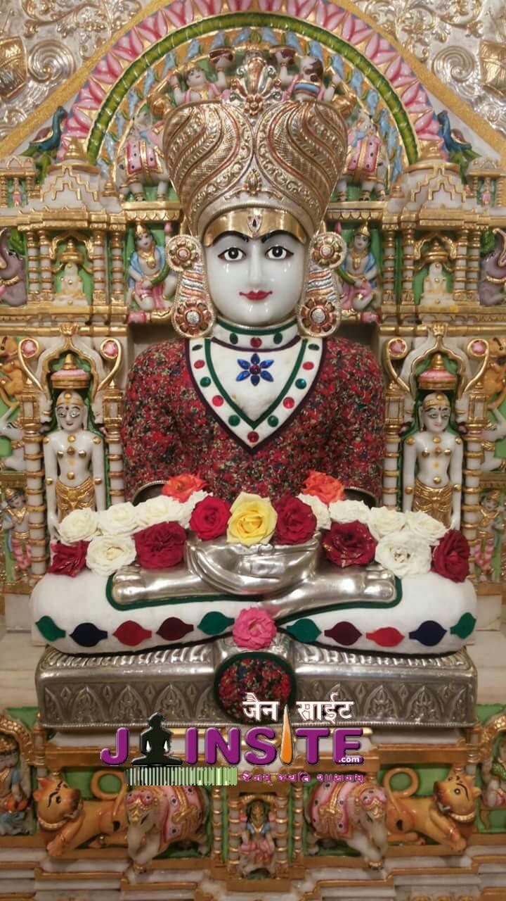 Jain aangi of jain bhagwan