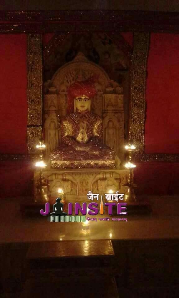 Jain aangi of jain god
