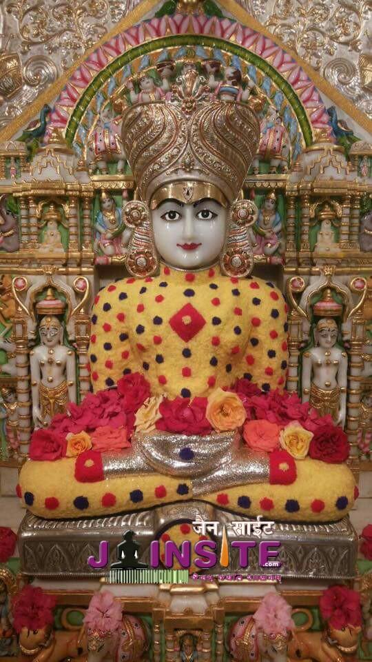 Jain bhagwan aangi photo