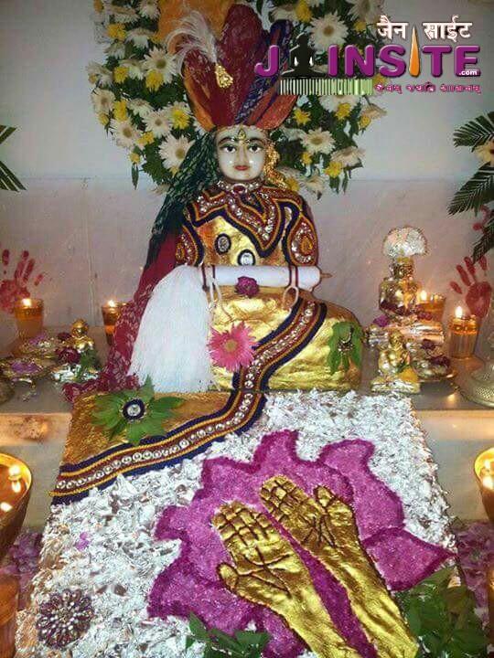 Jain bhagwan angi pic