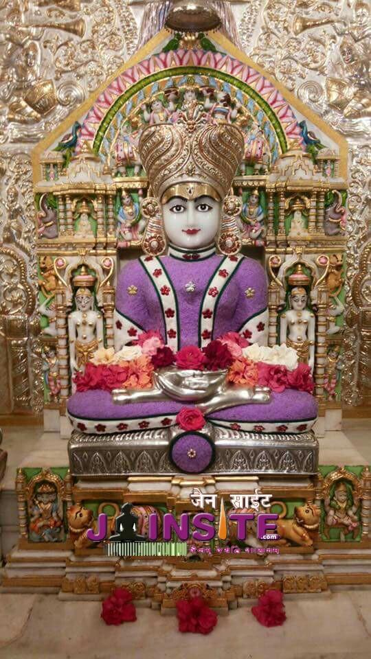 Jain bhagwan's angi image