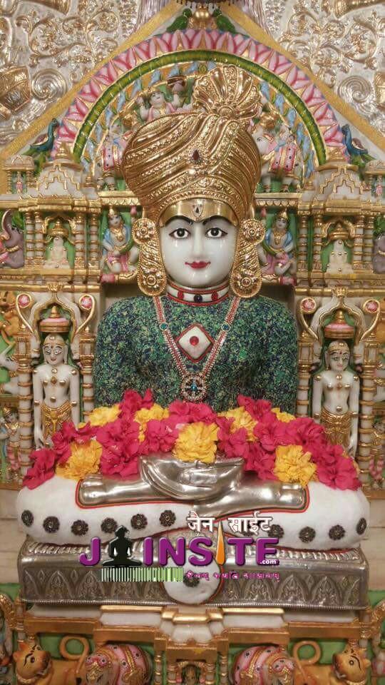 Jain bhagwan's angi photo