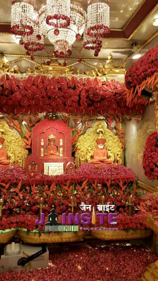 Jain bhagwan's angi pics