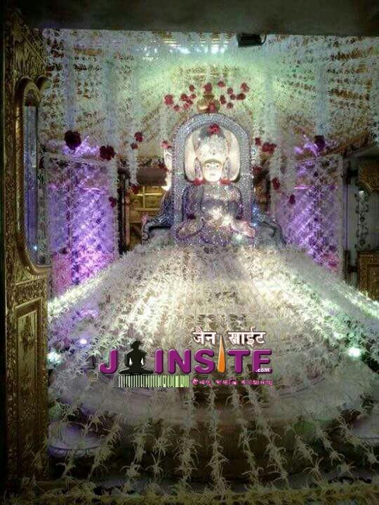 Jain bhagwan's angi