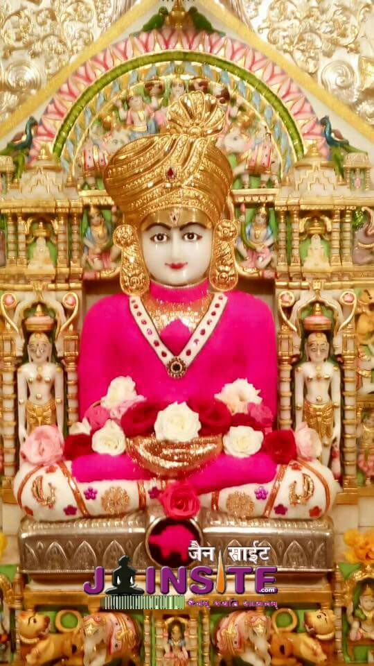 Jain god aangi image
