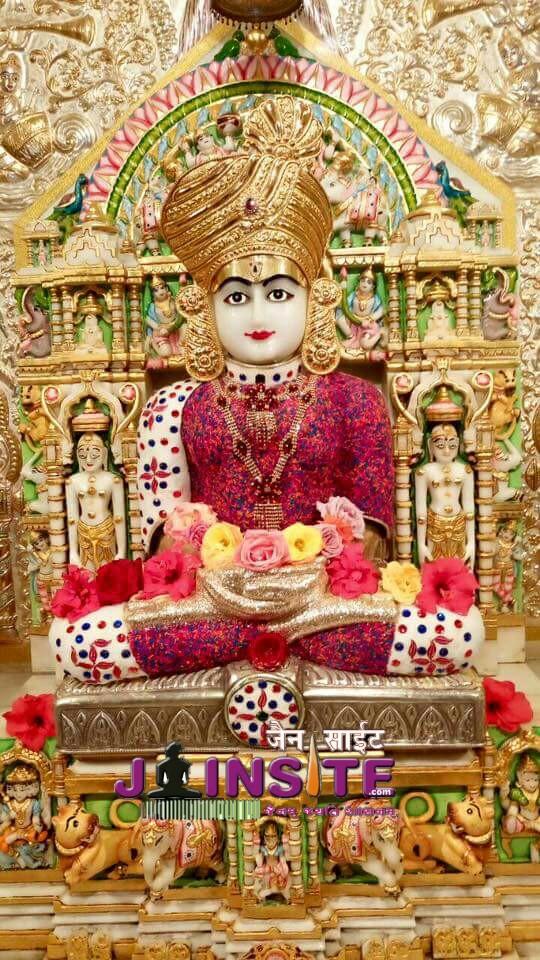 Jain god angi pic