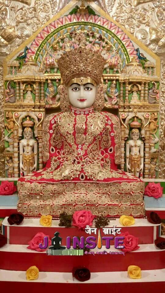 Jain god's aangi