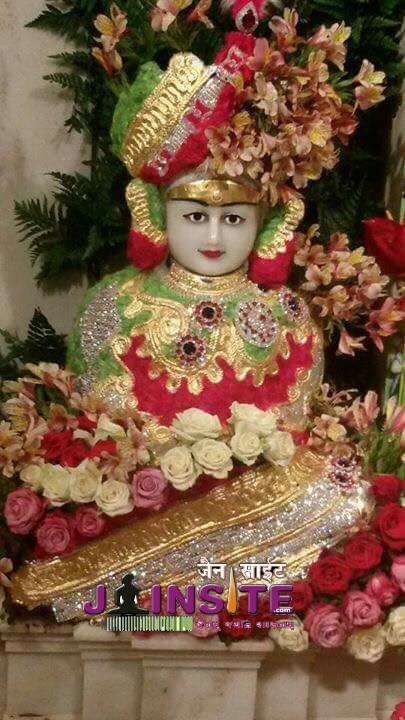 Jain god's angi image