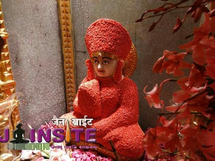 Jain god's angi photo
