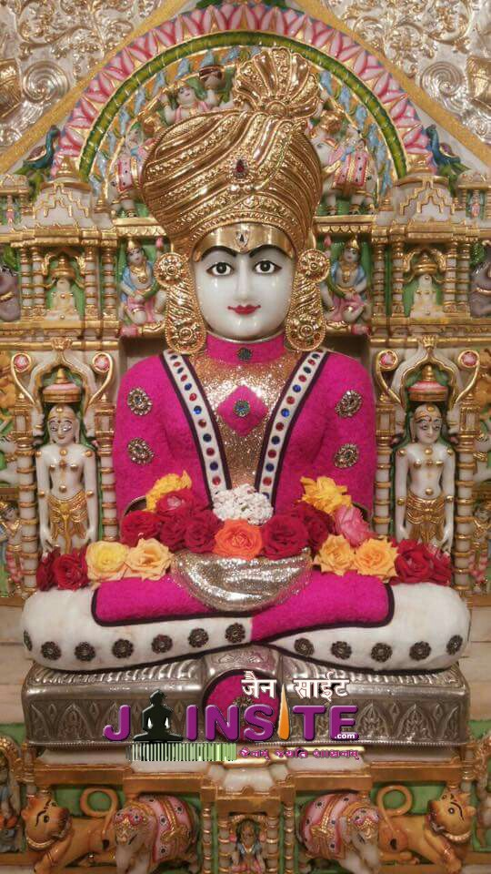 Jain idols aangi pics