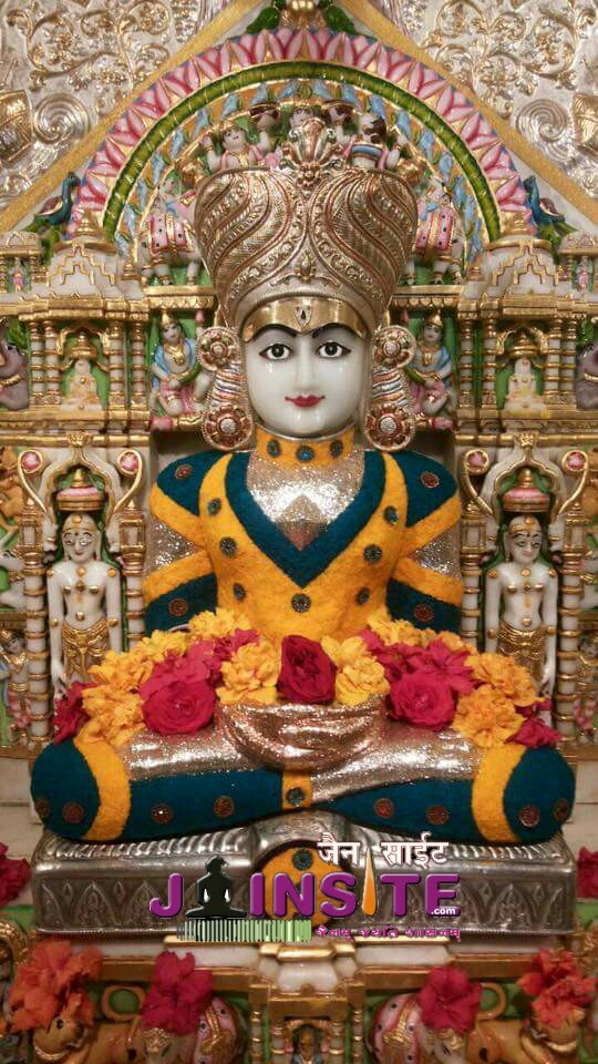 Jain parmatma aangi