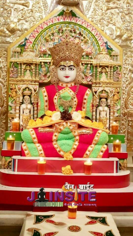 Jain parmatma's aangi