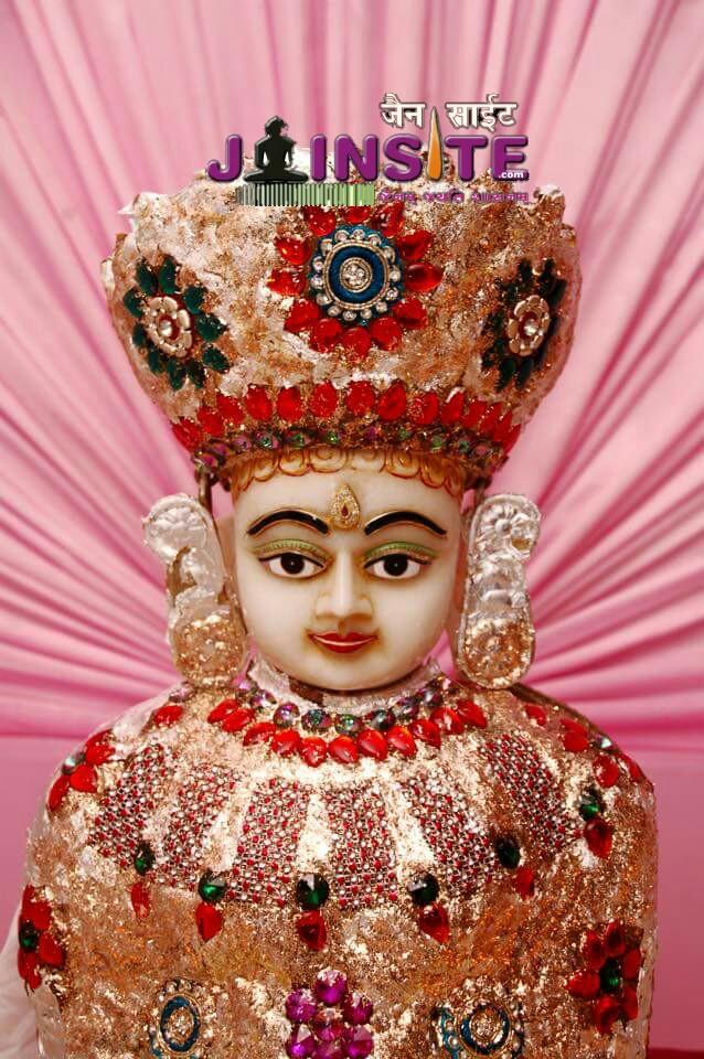 Jain prabhu aangi photo