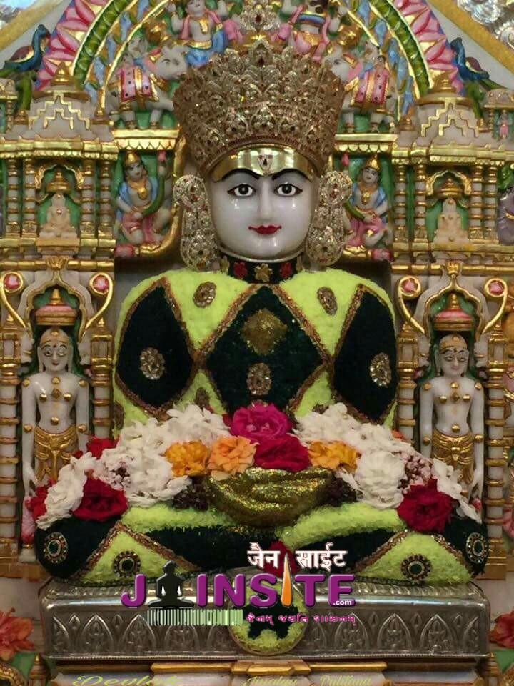 Jain prabhu aangi photos