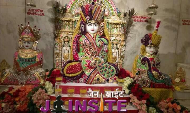 Jain prabhu aangi pics