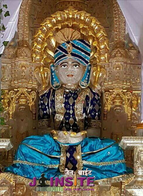 Jain prabhu angi pic