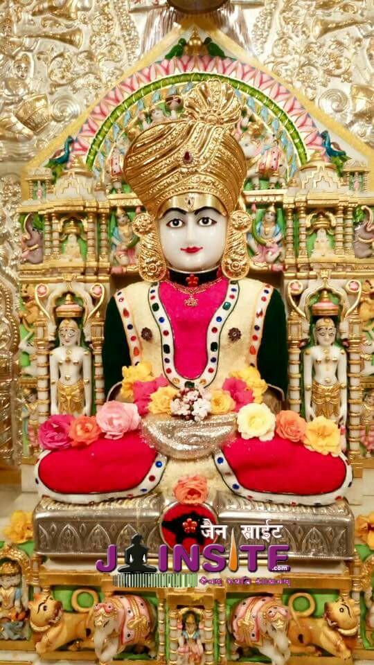 Jain prabhu angi pics