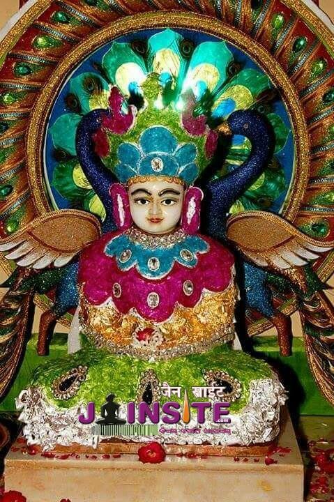 Jain prabhu's aangi image