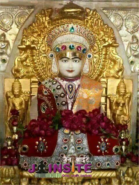 Jain prabhu's aangi pics