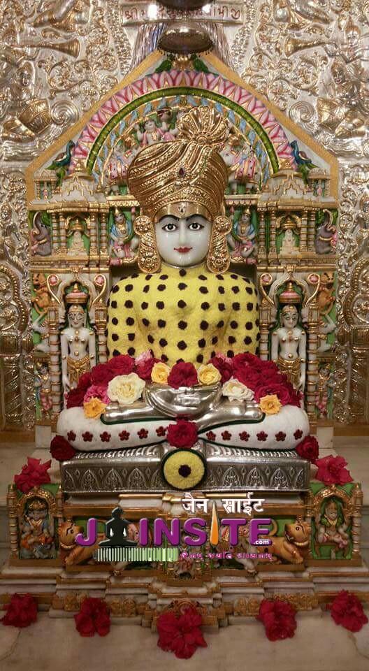 Jain prabhu's aangi