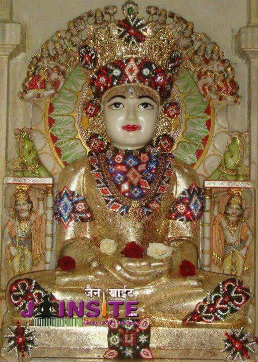 jain prabhu angi pictures