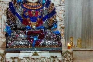 Jain angi of jain god