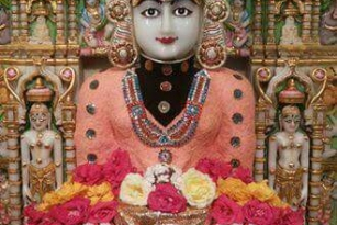 Jain bhagwan's aangi pic