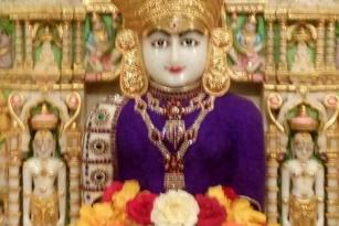 Jain bhagwan's aangi