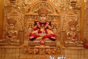 Jain god's aangi image