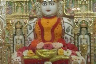 Jain gods angi image