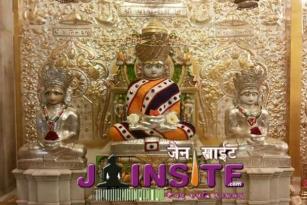 Jain parmatma angi pic