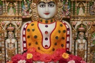 Jain parmatma's aangu