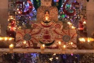 Jain prabhu aangi image