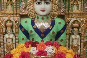 Jain prabhu angi photos