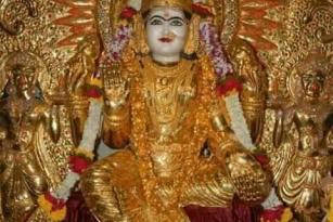 Jain devi's photo