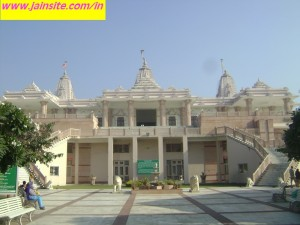 Adalaj Tirth – Shri Simandhar Swami