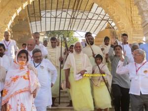 Gachadhipati Acharya Vijay Nityananda Suriji Maharaj