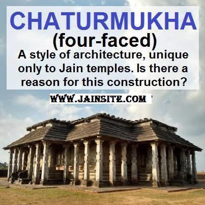 Chaturmukha type of Jain temple