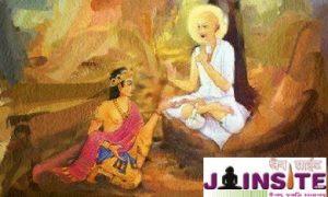 Shri Anathi Muni Story