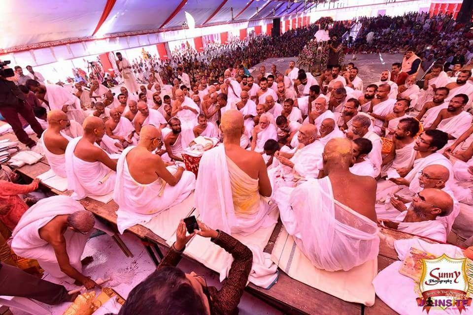 Proud Moments….Aacharya,Panyas and Upadhyay Padvi….