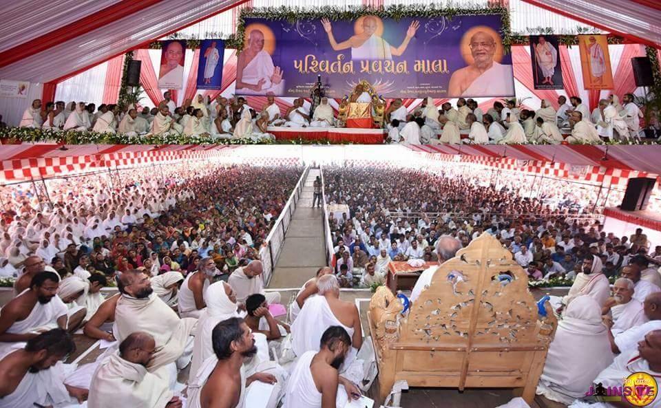 Bhuvanbhanu M.S.ka dixa divas Gunanuvaad…