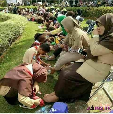 Indonesia's school….plz read it once