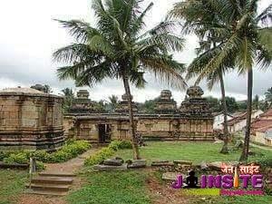 Oldest Jain temple in karnataka