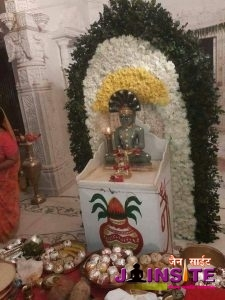 First day of Jiravalla Tirth Pratistha
