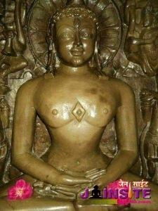 Teen aakhon wali adbhut pratimaji