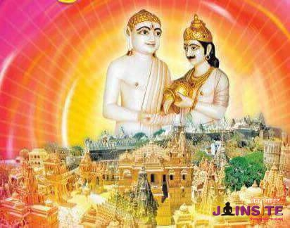 The king of varshitap (yearly fasting) of jainism (jain religion)