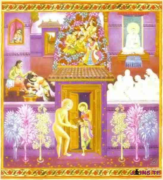जैन धर्म की १६ महासतिया